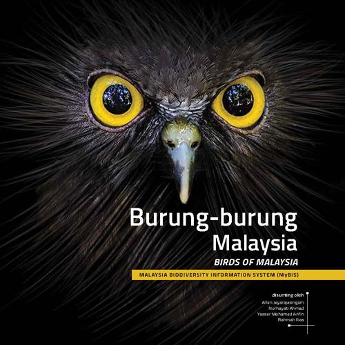 Burung-burung Malaysia : Malaysia Biodiversity Information System (MyBIS)