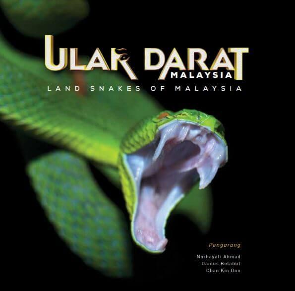Ular Darat Malaysia / Land Snakes of Malaysia